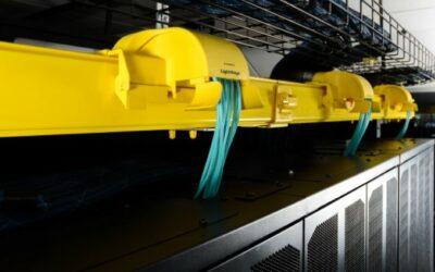 Siemon's LightWays Fiber Routing System